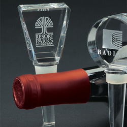 Wine Bottle Stopper (Trapezoid)