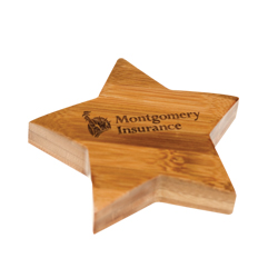 Bamboo Star Paperweight